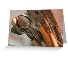 Vintages - The pleasure of collecting Greeting Card