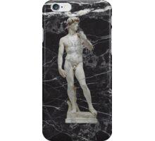 Marble Michelangelo iPhone Case/Skin