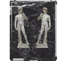 Marble Michelangelo iPad Case/Skin