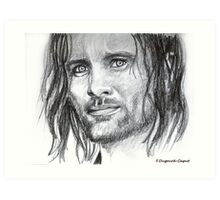 Viggo , featured in Group-Gallery of Art and Photography Art Print