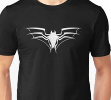 Spider-Bat (White) Unisex T-Shirt