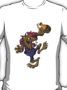 Moonshine Werewolf T-Shirt