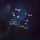 Gemini by Sybille Sterk