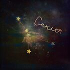 Cancer by Sybille Sterk
