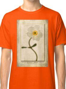 Japanese Anemone Classic T-Shirt