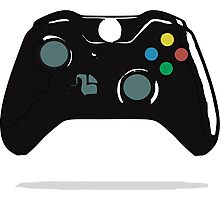 Videogame Controller Photographic Print