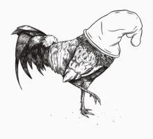 Cautious Cock! by 4SAS