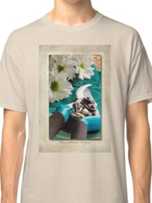 Chrysanthemum Cuttings Classic T-Shirt