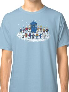 Doctor Whoville - Holiday Christmas Shirt Classic T-Shirt