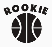 Rookie Basketball Baby Tee