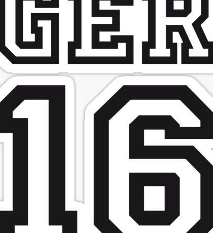 GERMANY 16 Sticker