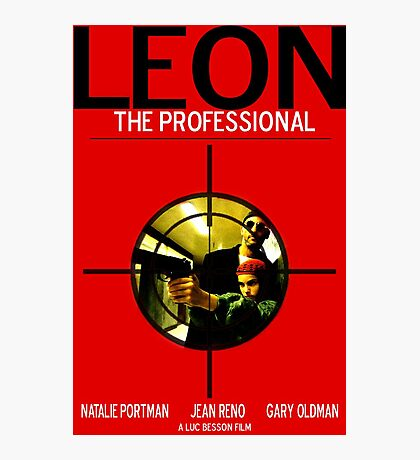 Leon: The Professional Photographic Print