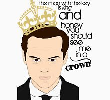 You should see Moriarty in a crown T-Shirt