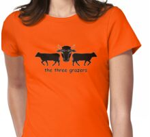 The Three Grazers Womens Fitted T-Shirt
