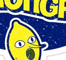 Lemongrabs Sticker