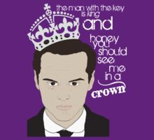 You should see Moriarty in a crown 2 by Chericheru