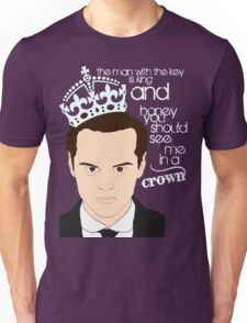 You should see Moriarty in a crown 2 Unisex T-Shirt