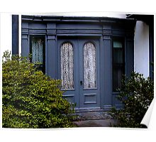 The Original Doors to Ringwood Manor, RIngwood NJ Poster