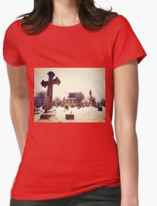 Lambeth Chapel Womens Fitted T-Shirt
