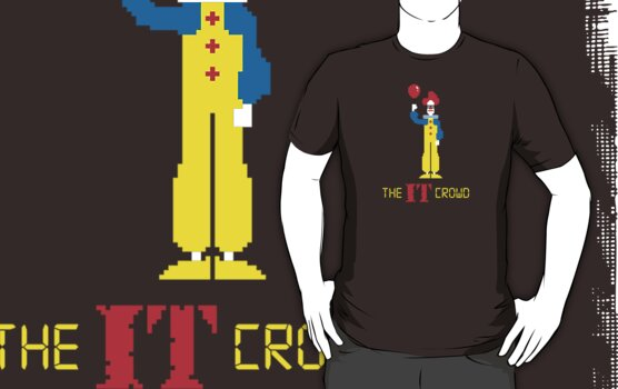 The IT Crowd by nikholmes
