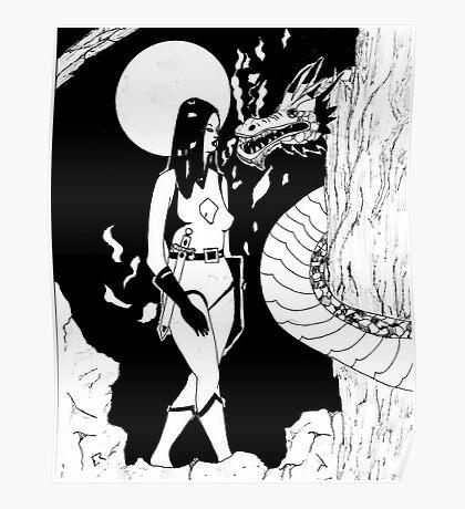 The Heroine's Charmer Poster
