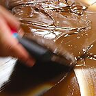 Tempering Chocolate by Steely Bob (c/o Temper Creative)