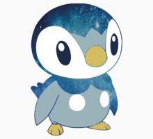 Galaxy Piplup Kids Tee