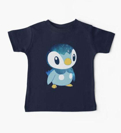 Galaxy Piplup Baby Tee