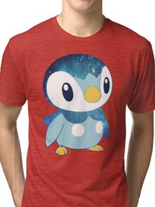 Galaxy Piplup Tri-blend T-Shirt