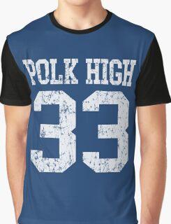 Polk High 33 Graphic T-Shirt