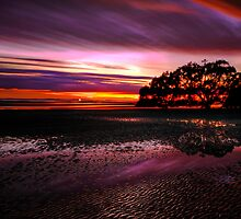 The light on the horizon by GeoffSporne