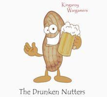 Drunken Nutters by Jamie Shirlaw