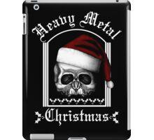 Heavy metal - Christmas iPad Case/Skin