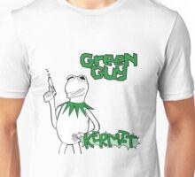 Green Guy Unisex T-Shirt