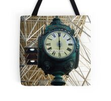 Milwaukee Clock Tote Bag