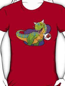 Hungry Carnotaurus T-Shirt