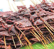 Thai BBQ by kimblackman