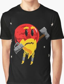 Red Dwarf sun Graphic T-Shirt