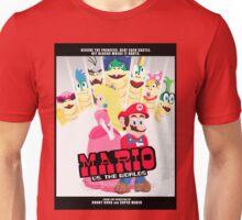 Mario Vs. The Worlds Unisex T-Shirt