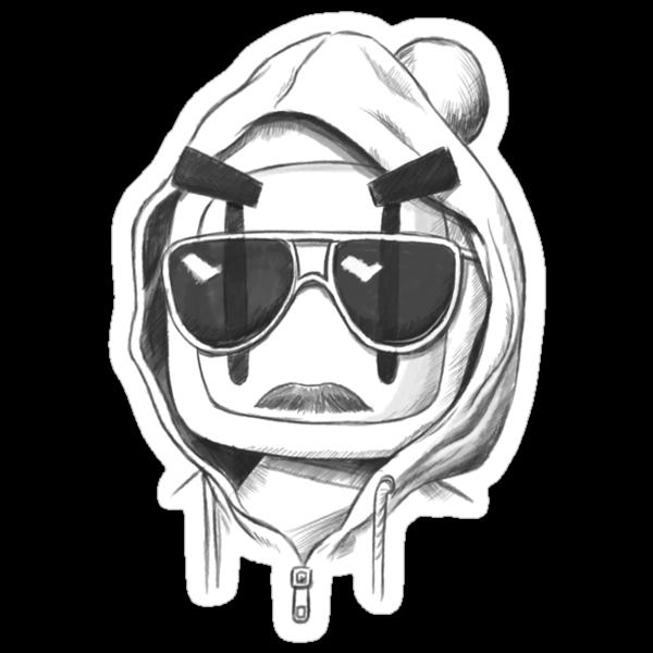 Una-Bomberman by drawsgood