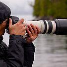Photographing Alaska. by johnrf