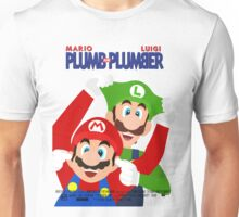 Plumb and Plumber Unisex T-Shirt