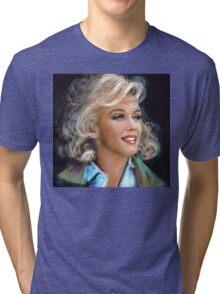 Marilyn 1 Tri-blend T-Shirt