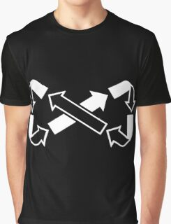 Mobius Says Recycle Graphic T-Shirt