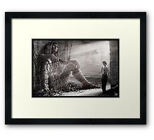 Cyberpunk Photography 009 Framed Print
