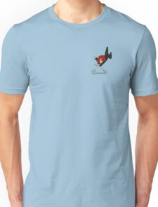 Pinned - Widow Unisex T-Shirt