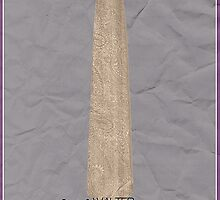 Walter Skinner minimalist poster by hannahnicole420