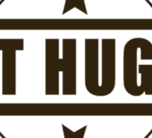 World's Best Hugger Sticker