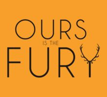 Ours Is the Fury by anthrolope