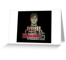 Jan Quadrant Vincent 16 Greeting Card